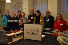 Das Repair Cafe Team